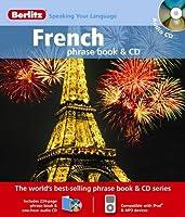 Berlitz: French Phrase Book & CD (Berlitz Phrasebooks)