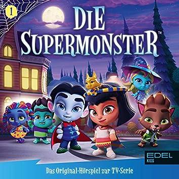 Folge 1: Willkommen bei den Supermonstern (Das Original-Hörspiel zur TV-Serie)