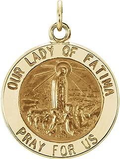 Mejor Medalla Virgen Fatima de 2020 - Mejor valorados y revisados