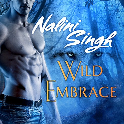 Wild Embrace audiobook cover art