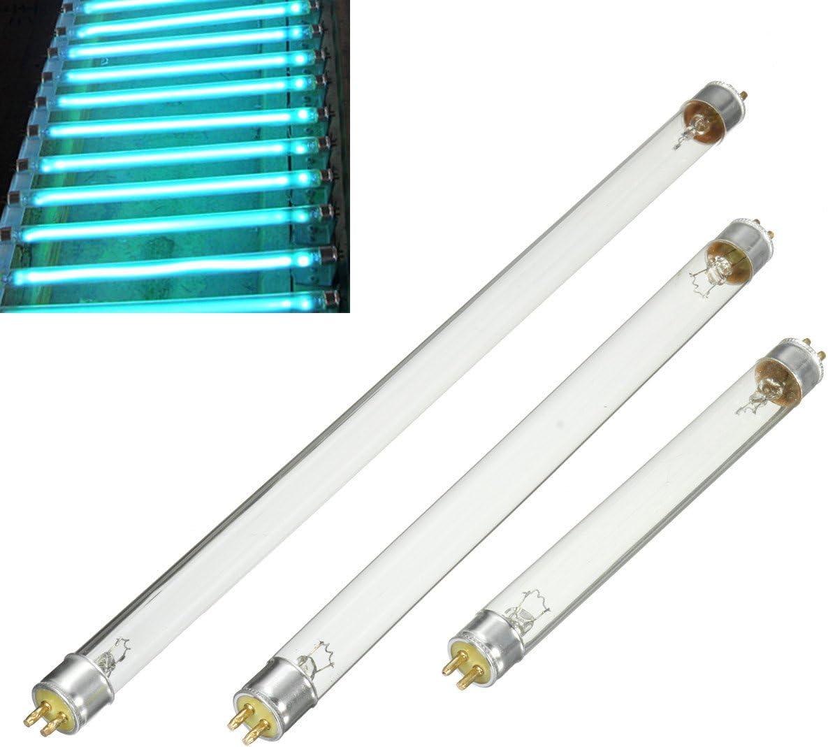 Tutoy 4W////-Watt-UV Desinfektions-Desinfektion Lampe R/öhren Sterilisator Gl/ühbirne T5-4W