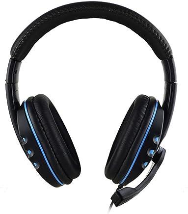Cuffie Stereo,Bloomma Cuffie da gioco Cuffie con microfono Controllo volume per PS4,laptop,PC,Mac,iPad,computer,smartphone - Trova i prezzi più bassi