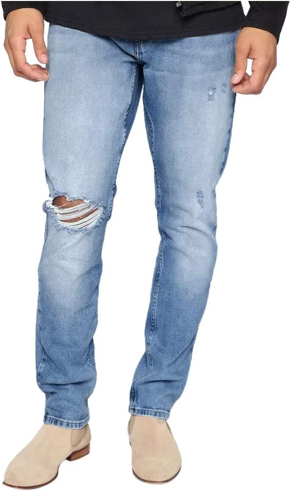 Men's Relaxed Manufacturer direct delivery Fit Jeans Mens Regular Skinny Manufacturer direct delivery Classic Sl Jean