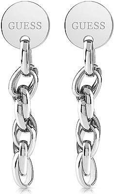 Guess 32011715 - Orecchini pendenti da donna, in acciaio INOX