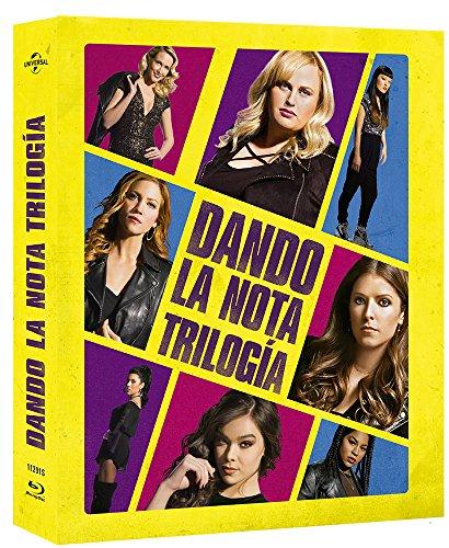 Pack: Dando La Nota 1 + Dando La Nota 2 + Dando La Nota 3 [Blu-ray]