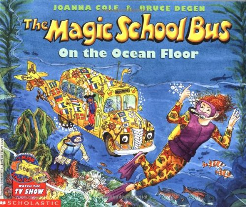 MSB-MSB ON THE OCEAN FLOOR (The Magic School Bus)