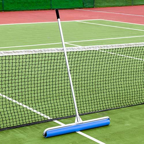 Vermont Rol-Dri Tennisspielplatz Laufrolle Abzieher (Blau PVA) – leichtgewichtig mit ausgezeichnete Spielplatzabdeckung (91cm Fegen)