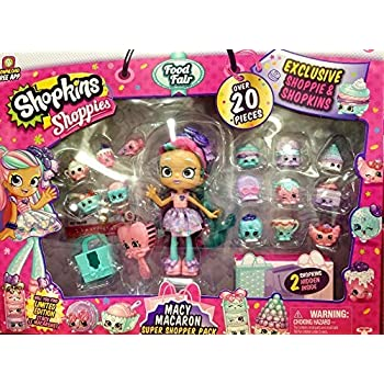 Shopkins Shoppies Macy Macaron Exclusive Supe | Shopkin.Toys - Image 1