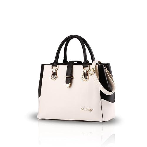 68715b0f18f4 NICOLE DORIS 2019 Women Handbag Fashion Style Handbag Casual Shoulder Bag  Cross-Body Work Bag Purse