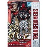 Transformers: The Last Knight Autobots Unite 11-inch Flip & Change Autobot Hot Rod