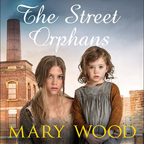 The Street Orphans audiobook cover art