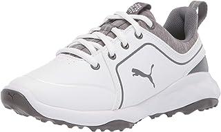 PUMA Unisex-Child Grip Fusion 2.0 Golf Shoe