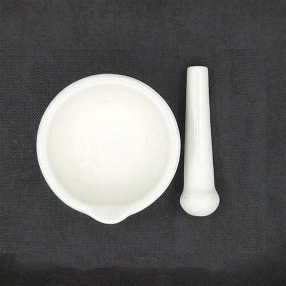 60/80 / 100mm chinesischen Stil Keramik Gewürzmühle Grinder Set Handgewürzmühlen Küche Mörser und Stössel Werkzeug-Set (Color : 160mm) 130mm