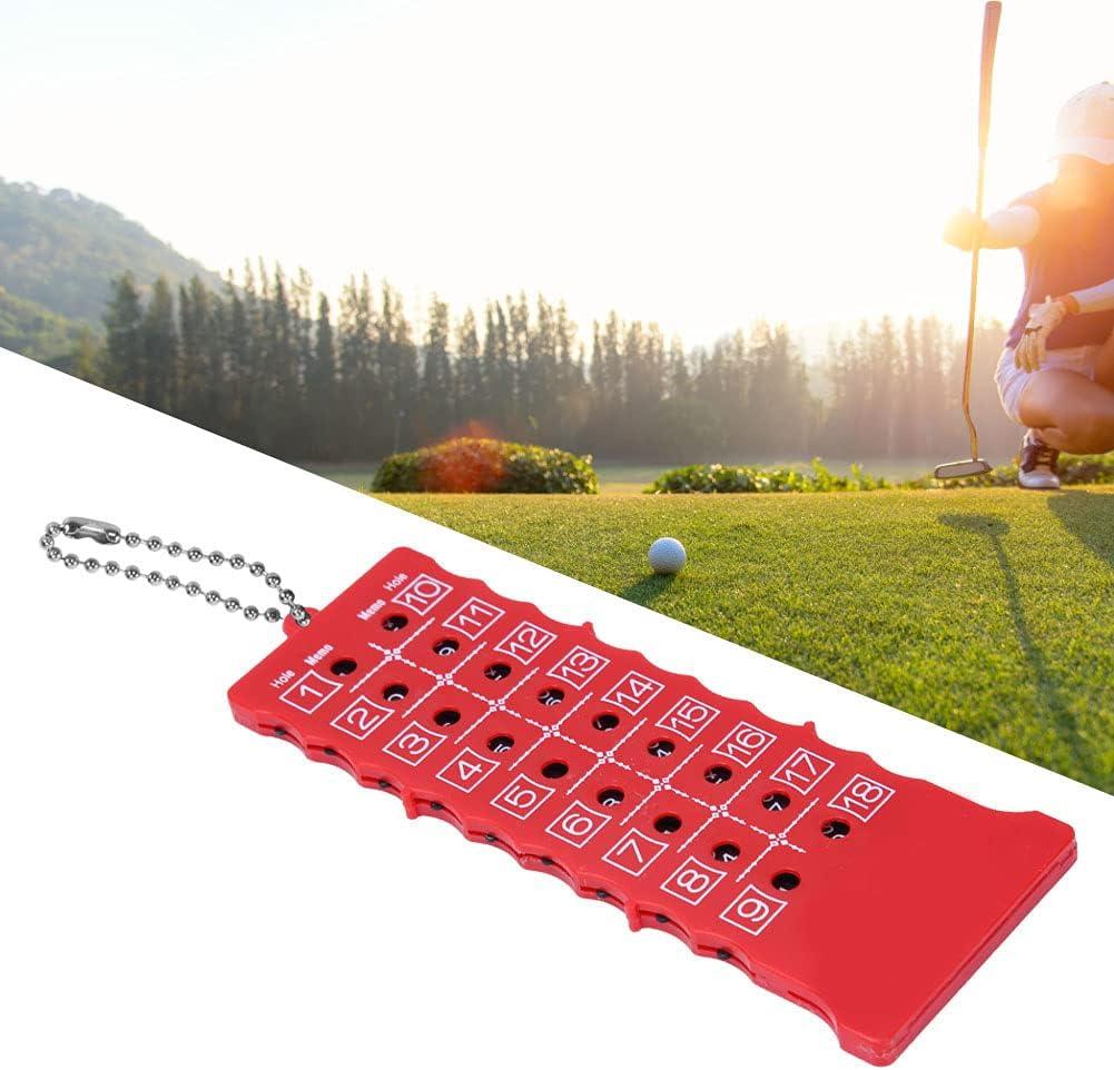 XQAQX Golf Scoreboard Score Ranking TOP3 Counter St Spasm price Portable ABS Plastic