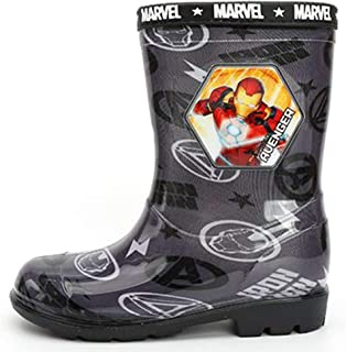 Girl's Boy's Cartoon Characters Rain Boots Shoes (Toddler/Youth) (Parallel Import/Generic Product)