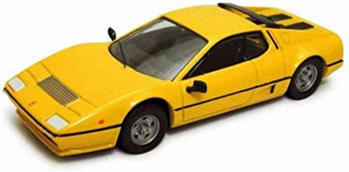 BEST BT9265 FERRARI 512 BB 1976 jaune 1 43 MODELLINO DIE CAST MODEL