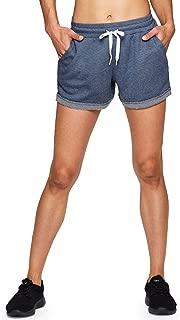 RBX Active 女式法国厚绒布运动休闲短裤