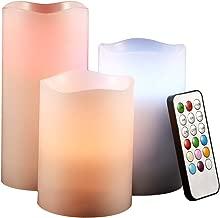 GEANOV Flameless Candles 4