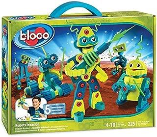 Loos yourself in a Blaze of Glory SMU-30512 Bloco Dragons Lightnix Kids Art Craft DIY Robots Craft Kits for Kids