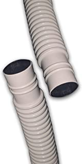 26 Ft Drain Hose for Ductless Mini Split Air Conditioner Heat Pump Systems; 5/8 ID UV Resistant