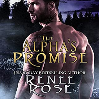 The Alpha's Promise audiobook cover art