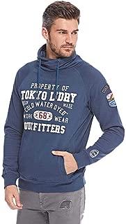 Tokyo Laundry Sweatshirts For Men, Dark Denim M