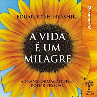 A Vida é um Milagre [Life Is a Miracle] cover art