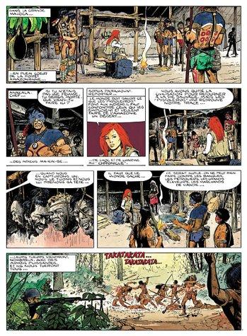 Bob Morane, tome 38 : les Déserts d'Amazonie