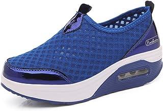 Herren Damen Stretch Sockenschuhe Trainer Laufschuhe Ultraleicht Sneaker 44 45 B