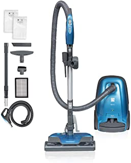 Kenmore BC3005 Pet Friendly Lightweight Bagged Canister Vacuum Cleaner with Extended Telescoping Wand, HEPA, 2 Motors, Ret...