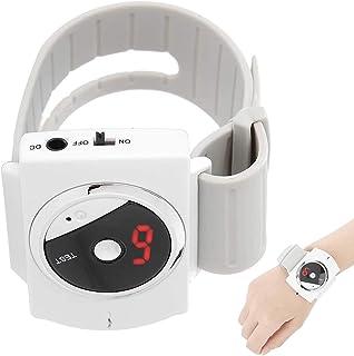 WOERD Dispositif Anti-Ronflement Magnétique Anti Ronflement Bracelet Infrarouge Smart Snore Stopper Aide à Lutter Contre L...