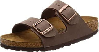 Birkenstock Unisex Arizona Narrow Fit - Mocca 0151183 (Brown) Womens Sandals 39 EU