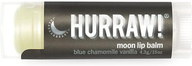 Hurraw Moon Night Treatment (Blue Chamomile, Vanilla) Lip Balm