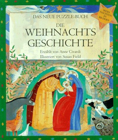 Die Weihnachtsgeschichte, m. 16 Puzzle-Karten