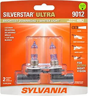 sylvania auto bulb guide