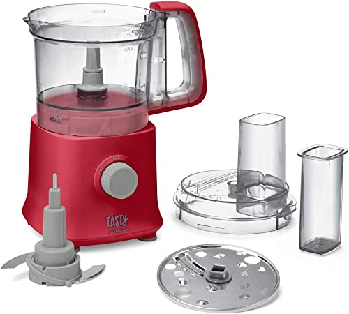 popular Tasty online sale By Cuisinart MP300TRD wholesale Mini Food Processor, Red, 4 Cup sale