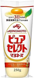 味の素 ピュアセレクトマヨネーズ 250g×4個