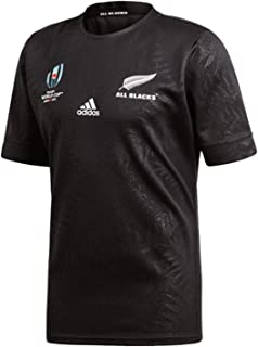 adidas New Zealand All Blacks Rugby World Cup 2019 Y-3 Home Jersey