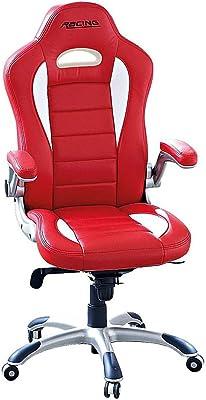 Pureday Silla de Oficina Racing - Rojo