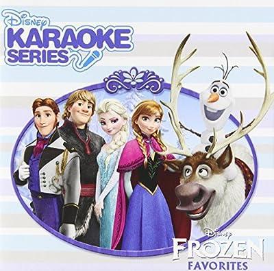 Disney Karaoke Series: Frozen Favorites / Various
