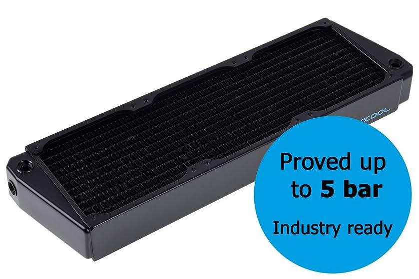 Alphacool 14258 NexXxos XT45 Industry HPC Series X-Flow 360mm Radiator Water Cooling Radiators