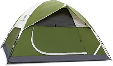 SPITZE FORGE 2//4 Person Dome Camping Tent Easy Setup Backpacking Tent for Outdoor Hiking Mountaineering Trekking Outing with Carry Bag Waterproof Windproof Lightweight Family Tents with Rainfly