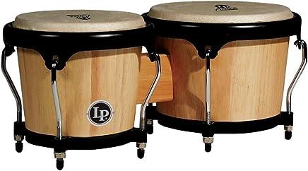 LP ASPIRE Series Wood Bongos Natural LPA601-AW