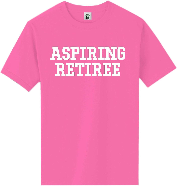 zerogravitee Aspiring Retiree Short Sleeve Neon Tee