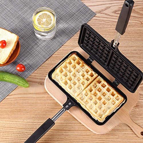 FYSY Tier Mini Waffel-Hersteller kann, Macht 7 Spaß unterschiedlich geformten Pfannkuchen Elektrischen Non-Stick Waffler for Frühstück, Mittagessen oder Snacks fangkai77