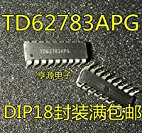 10pcs / lot TD62783APG TD62783 DIP18 IC IC在庫あり