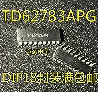 10pcs / lot TD62783APG TD62783 DIP18 IC IC在庫あり