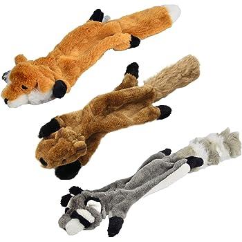 ペットおもちゃ 犬用音が出る ぬいぐるみ製 インタラクティブトレーニング 小型犬用・中型犬用・大型犬用知育玩具