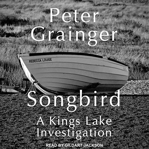 Songbird audiobook cover art
