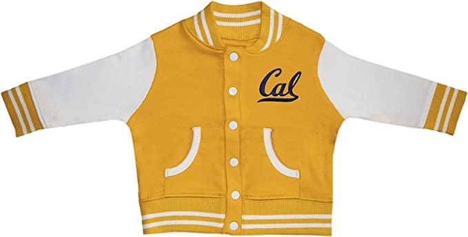 Creative Knitwear University of California at Berkeley Denim Jacket